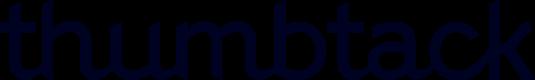 Logo for Thumbtack